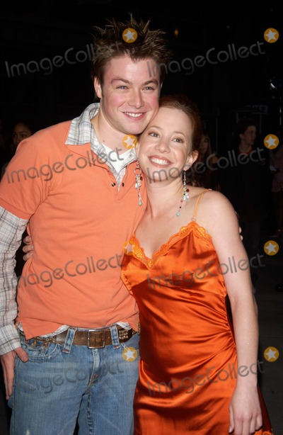 Amy Davidson, Amy Williams, Cole Williams, Amy William Photo - Actress AMY DAVIDSON & actor COLE WILLIAMS at the world premiere, in Hollywood, of Mean Girls.April 19, 2004