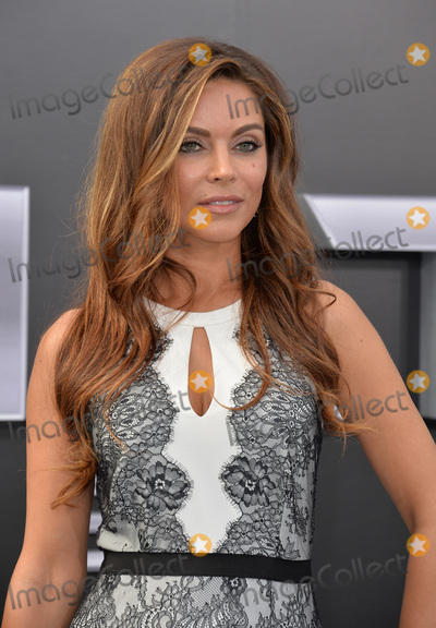 """Anna Fantastic, Anna Maria Perez de Taglé Photo - Actress/singer Anna Fantastic, aka Anna Garcia, at the Los Angeles premiere of """"Terminator Genisys"""" at the Dolby Theatre, Hollywood.June 28, 2015  Los Angeles, CAPicture: Paul Smith / Featureflash"""