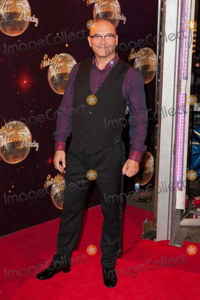 Greg Wallace Photo - Greg Wallace at the Strictly Come Dancing Launch, London, 02/09/2014 Picture by: Alexandra Glen / Featureflash