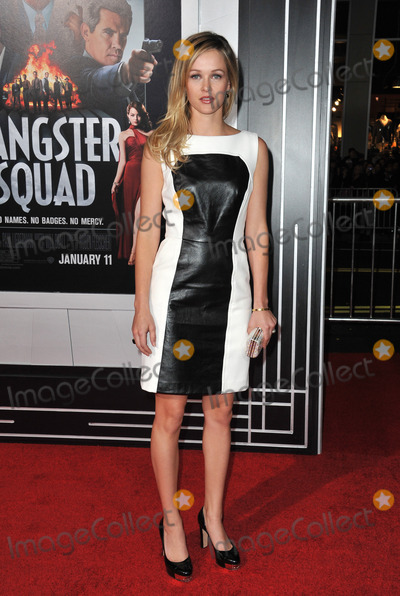 """Amber Chylders, Grauman's Chinese Theatre Photo - Amber Chylders at the world premiere of her movie """"Gangster Squad"""" at Grauman's Chinese Theatre, Hollywood.January 7, 2013  Los Angeles, CAPicture: Paul Smith / Featureflash"""