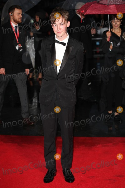 Alex Lawther Photo - Alex Lawther arriving the opening night gala screening of 'The Imitation Game' during the 58th BFI London Film Festival at Odeon Leicester Square, London. 08/10/2014 Picture by: Alexandra Glen / Featureflash