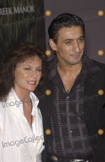Jacqueline Bisset Photo - Actress JACQUELINE BISSET & boyfriend at the world premiere, in Hollywood, of her new movie Cold Creek Manor.