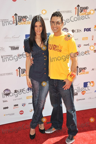 Ethan Zohn, The Stands Photo - Ethan Zohn & Jenna Morasco at the Stand Up To Cancer event at Sony Pictures Studios, Culver City.September 10, 2010  Culver City, CAPicture: Paul Smith / Featureflash