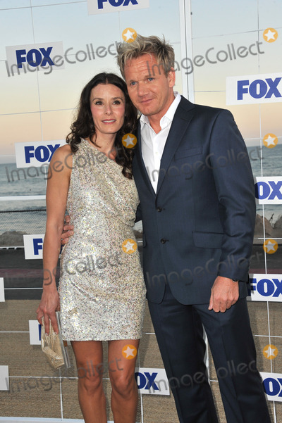Photos and Pictures - Gordon Ramsay & wife Tana at the Fox