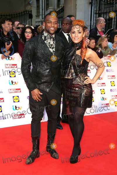 Oritse Williams, AJ. Azari Photo - Oritse Williams, AJ Azari at The Pride of Britain Awards 2013 - Arrivals