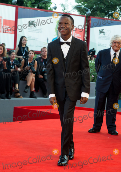Abraham Attah Photo - Abraham Attah  at the closing ceremony at the premiere of Lao Pao Er at the 2015 Venice Film Festival.