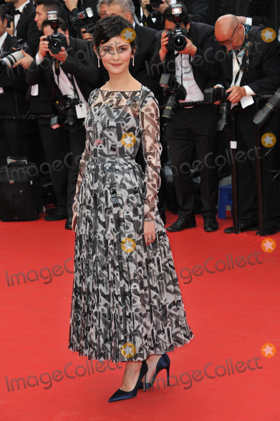 """Audrey Tautou Photo - Audrey Tautou at the gala premiere of """"Grace of Monaco"""" at the 67th Festival de Cannes.May 14, 2014  Cannes, FrancePicture: Paul Smith / Featureflash"""
