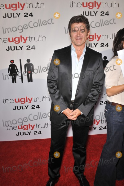 """John Michael Higgins, Michael Higgins, John Higgins, Michael Bublé, Michael Paré Photo - John Michael Higgins at the premiere of their new movie """"The Ugly Truth"""" at the Cinerama Dome, Hollywood.July 16, 2009  Los Angeles, CAPicture: Paul Smith / Featureflash"""