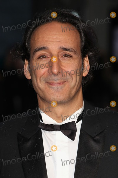 Alexandre Desplat Photo - Alexandre Desplat arriving the opening night gala screening of 'The Imitation Game' during the 58th BFI London Film Festival at Odeon Leicester Square, London. 08/10/2014 Picture by: Alexandra Glen / Featureflash