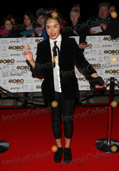 Chelcee Grimes Photo - Chelcee Grimes arriving for The MOBO awards 2012 held at the Echo Arena, Liverpool. 03/11/2012 Picture by: Henry Harris / Featureflash