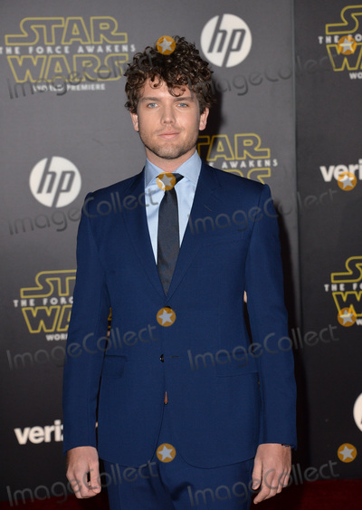 """Austin Swift, Taylor Swift Photo - Actor Austin Swift, brother of Taylor Swift, at the world premiere of """"Star Wars: The Force Awakens"""" on Hollywood Boulevard.December 14, 2015  Los Angeles, CAPicture: Paul Smith / Featureflash"""