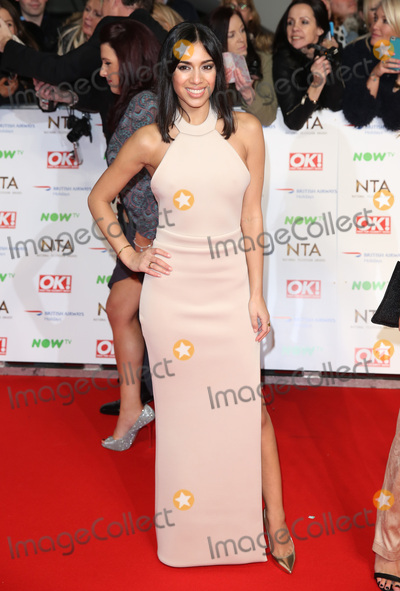 Fiona Wade, James Smith, The National Photo - Fiona Wade at The National Television Awards 2016 (NTA's) held at the O2 Arena, London. January 20, 2016  London, UKPicture: James Smith / Featureflash