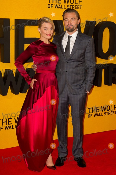 Margot Robbie, Hüsker Dü, Leicester Square Photo - Margot Robbie and Leonardo DiCaprio arriving for the UK Premiere of The Wolf Of Wall Street, Odeon Leicester Square, London. 09/01/2014 Picture by: Dave Norton/ Featureflash