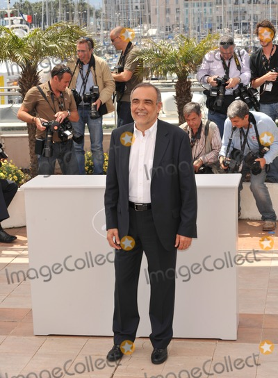 Alberto Barbera, Cannes Jury Photo - Cannes Jury member Alberto Barbera  at the 63rd Festival de Cannes.May 12, 2010  Cannes, FrancePicture: Paul Smith / Featureflash