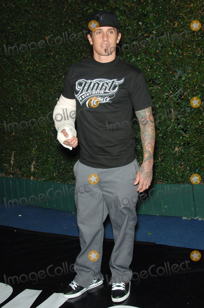 Carey Hart Photo - Motocross star CAREY HART at the Inaugural Arby's Action Sports Awards in Burbank, CA.November 30, 2006 Burbank, CAPicture: Paul Smith / Featureflash