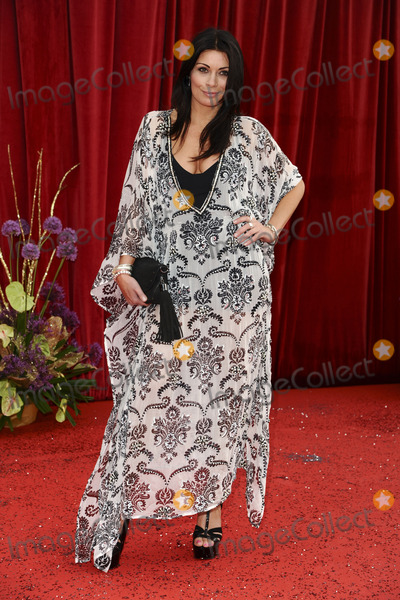 Alison King Photo - Alison King arrives at the British Soap awards 2011 held at the Granada Studios, Manchester.