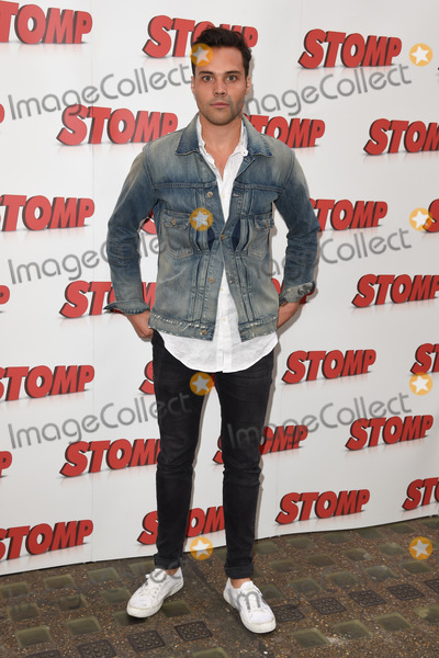 Andy Jordan Photo - Andy Jordan arrives for the STOMP Gala Night at the Ambassadors Theatre, Covent Garden, London. 11/05/2015 Picture by: Steve Vas / Featureflash