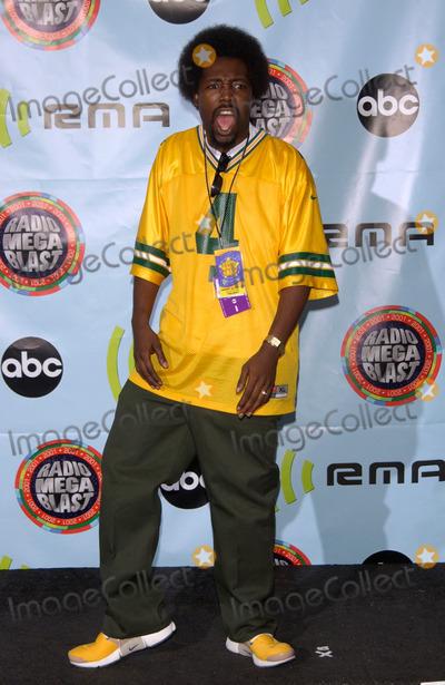 Afroman Photo - Singer AFROMAN at the 2001 Radio Music Awards at the Aladdin Hotel & Casino, Las Vegas.26OCT2001.  Paul Smith/Featureflash