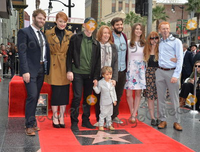 Bryce Dallas, Bryce Dallas Howard, Cheryl Howard, Ron Howard Photo - Director Ron Howard & wife Cheryl, daughter Bryce Dallas Howard & family on Hollywood Boulevard where he was honored with the 2,568th star on the Hollywood Walk of Fame. It is his second star, his first was awarded for his TV work in 1981.December 10, 2015  Los Angeles, CAPicture: Paul Smith / Featureflash