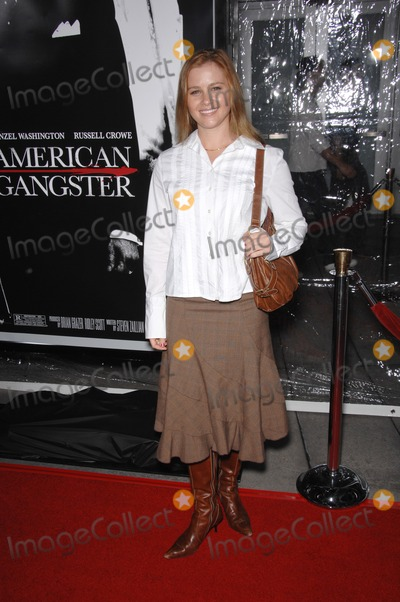 "Anne Judson Yager Photo - Anne Judson-Yager at an industry screening for ""American Gangster"" at the Arclight Theatre, Hollywood.