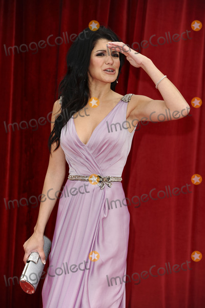 Natalie Anderson Photo - Natalie Anderson arrives at the British Soap awards 2011 held at the Granada Studios, Manchester.