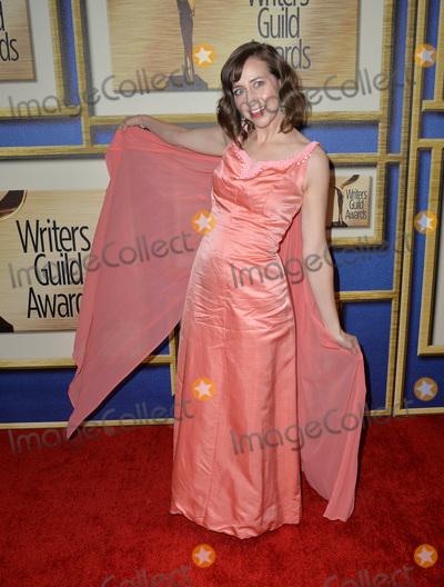 Kristen Schaal Photo - Actress Kristen Schaal at the 2016 Writers Guild Awards at the Hyatt Regency Century Plaza Hotel.February 13, 2016  Los Angeles, CAPicture: Paul Smith / Featureflash