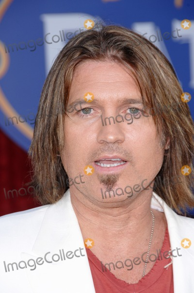 """Billy Ray, Billy Ray Cyrus Photo - Billy Ray Cyrus at the world premiere of """"Ratatouille"""" at the Kodak Theatre, Hollywood.June 23, 2007  Los Angeles, CAPicture: Paul Smith / Featureflash"""