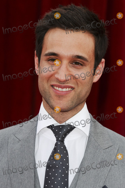 Rik Makarem Photo - Rik Makarem arrives at the British Soap awards 2011 held at the Granada Studios, Manchester.