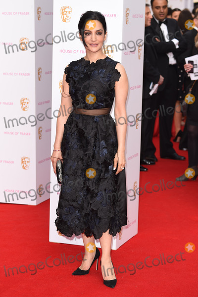 Archie Panjabi Photo - Archie Panjabiarrives for the 2015 BAFTA TV Awards at the Theatre Royal, Drury Lane, London. 10/05/2015 Picture by: Steve Vas / Featureflash
