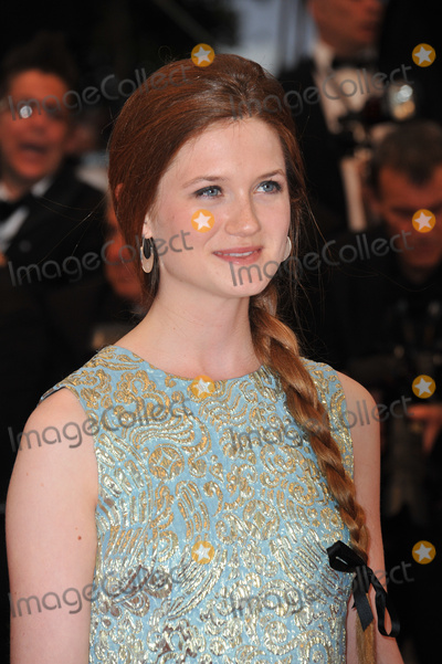 """Bonnie Wright Photo - Bonnie Wright at the gala screening of """"Cosmopolis"""" in competition at the 65th Festival de Cannes.May 25, 2012  Cannes, FrancePicture: Paul Smith / Featureflash"""