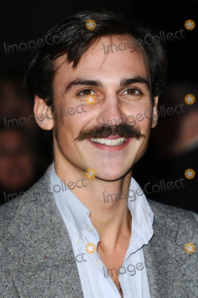 """Henry Lloyd-Hughes Photo - Henri Lloyd Hughes arrives for the """"Hello Carter"""" premiere which is being screened at the Odeon West End as part of the bfi London Film Festival 2013, London.12/10/2013 Picture by: Steve Vas / Featureflash"""