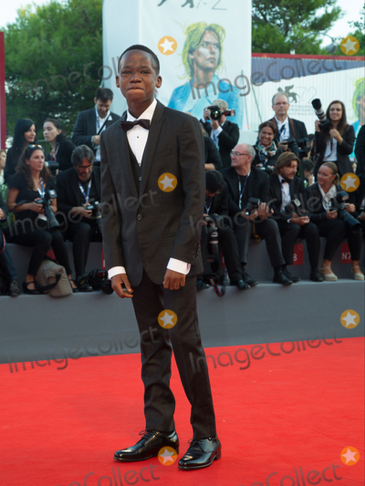 Abraham Attah Photo - Abraham Attah  at the closing ceremony at the premiere of Lao Pao Er at the 2015 Venice Film Festival.September 12, 2015  Venice, ItalyPicture: Kristina Afanasyeva / Featureflash