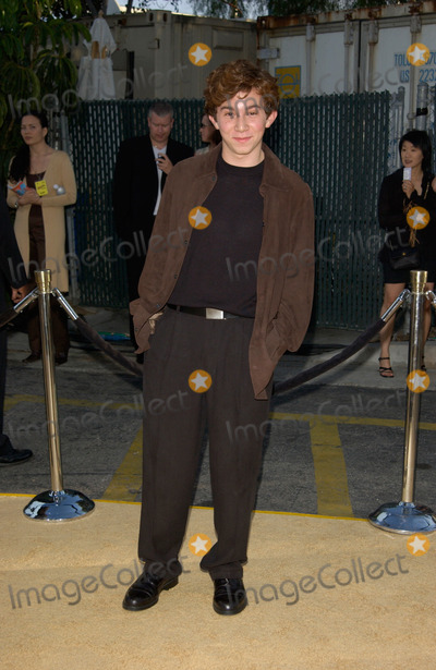 Aaron Himelstein Photo - Actor AARON HIMELSTEIN at the Hollywood premiere of his new movie Austin Powers in Goldmember.22JUL2002.   Paul Smith / Featureflash