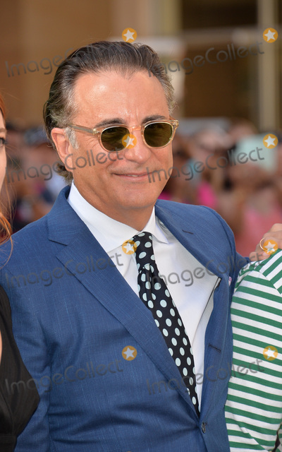 "Andy Garcia, TCL Chinese Theatre Photo - LOS ANGELES, CA. July 9, 2016: Actor Andy Garcia at the Los Angeles premiere of ""Ghostbusters"" at the TCL Chinese Theatre, Hollywood.