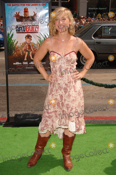 """Allison Mack, Bully Photo - Actress ALLISON MACK  at the Los Angeles premiere of """"The Ant Bully.""""July 23, 2006  Los Angeles, CA 2006 Paul Smith / Featureflash"""