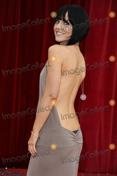 Stephanie Waring Photo - Stephanie Waring arrives at the British Soap awards 2011 held at the Granada Studios, Manchester.