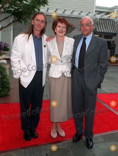 "Armin Mueller-Stahl, Scott Hicks, Lynn Redgrave Photo - 21MAR97:  ""Shine"" director SCOTT HICKS (left) & stars LYNNE REDGRAVE & ARMIN MUELLER-STAHL at the BAFTA tea party in Los Angeles for the Oscar nominees. 