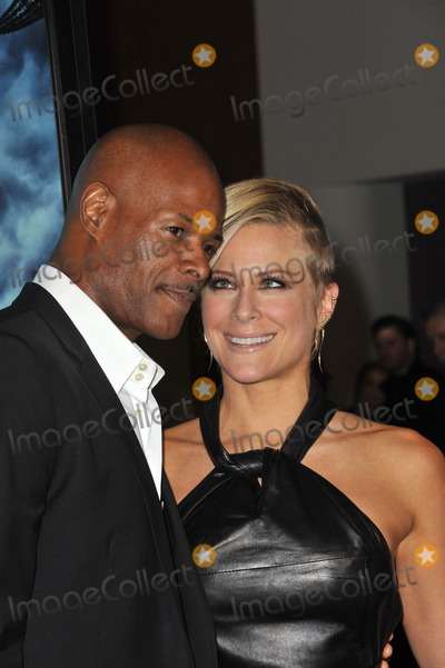 "Brittany Daniel, Keenan Ivory Wayans Photo - Brittany Daniel & Keenan Ivory Wayans at the world premiere of her new movie ""Skyline"" at the Regal Cinema at L.A. Live in downtown Los Angeles.