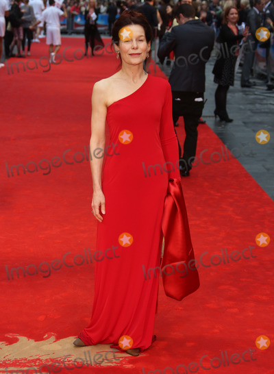 Alice Krige, Leicester Square Photo - Alice Krige arriving for the Chariots of Fire Premiere held at the Empire Leicester Square - London, England. 10/07/2012 Picture by: Henry Harris / Featureflash