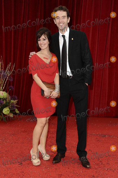 Mark Charnock, Zoe Henry Photo - Zoe Henry and Mark Charnock arrive at the British Soap awards 2011 held at the Granada Studios, Manchester.14/05/2011  Picture by Steve Vas/Featureflash
