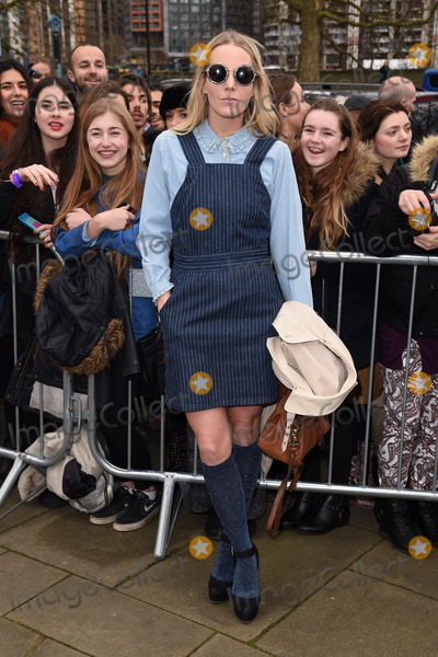 Alice Naylor-Leyland, Alice Naylor Photo - Alice Naylor-Leyland at the Topshop Unique Fashion Show as part of London Fashion Week A/W 2016.