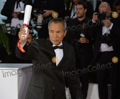 Hou Hsiao-Hsien, Hou Hsiao Hsien, Emmanuelle Bercot Photo - Emmanuelle Bercot - winner of Best Director Award - at the winners' photocall at the 68th Festival de Cannes.May 24, 2015  Cannes, FrancePicture: Paul Smith / Featureflash