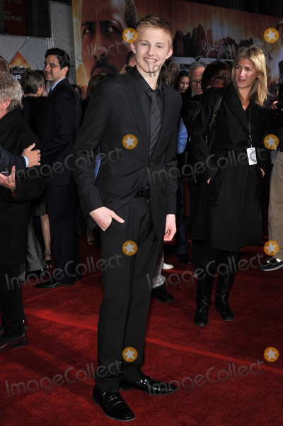 """Alexander Ludwig Photo - Alexander Ludwig at the world premiere of Gugino's new movie """"Race to Witch Mountain"""" at the El Capitan Theatre, Hollywood.March 11, 2009  Los Angeles, CAPicture: Paul Smith / Featureflash"""