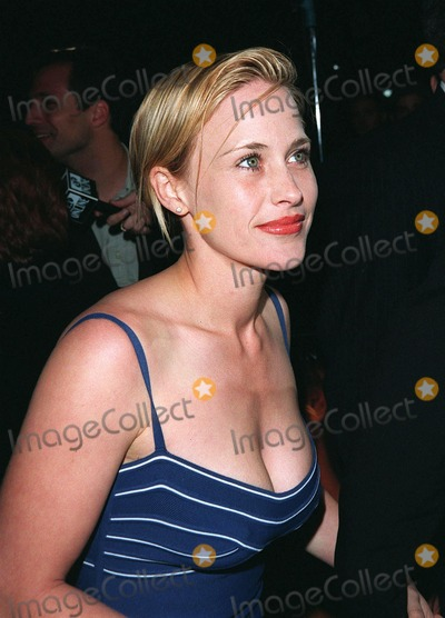 "Meg Ryan, Nicolas Cage, Patricia Arquette Photo - 08APR98:  Actress PATRICIA ARQUETTE at the world premiere of husband Nicolas Cage's new movie, ""City of Angels,"" in which he stars with Meg Ryan."