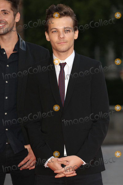 Louis Tomlinson, Cinderella, James Smith Photo - Louis Tomlinson at the Believe In Magic Cinderella Ball held at the Natural History Museum, London. August 10, 2015  London, UKPicture: James Smith / Featureflash