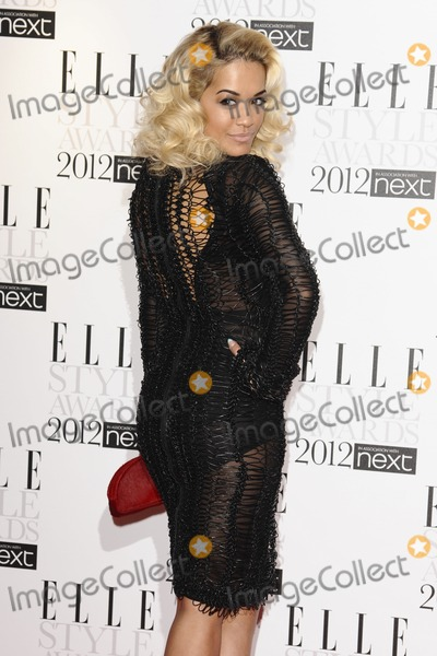 Rita Ora, Rita  Ora Photo - Rita Ora arriving for the Elle Style Awards 2012 at the Savoy Hotel, London. 13/02/2012 Picture by: Steve Vas / Featureflash