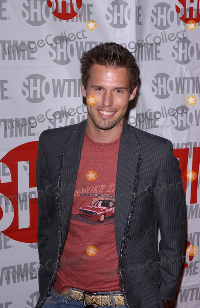 """Alex Nesic Photo - February 23, 2005: Los Angeles, CA: ALEX NESIC at the premiere of """"Fat Actress"""" at the Cinerama Dome, Hollywood Paul Smith / Featureflash"""