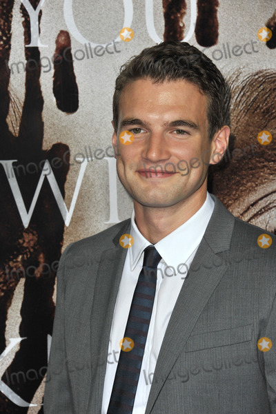 "Alex Russell Photo - Alex Russell at the world premiere of his movie ""Carrie"" at the Arclight Theatre, Hollywood.