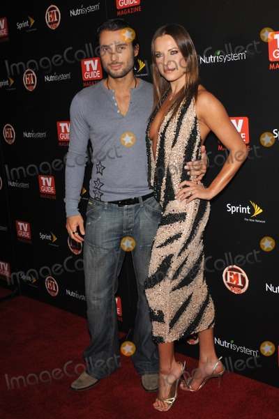 Alec Mazo, Edyta Sliwinska Photo - Edyta Sliwinska & husband Alec Mazo at TV Guide Magazine's Hot List Party at the SLS Hotel, Beverly Hills.