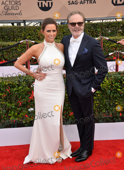 Amy Landecker, Bradley Whitford Photo - Actress Amy Landecker & actor Bradley Whitford at the 22nd Annual Screen Actors Guild Awards at the Shrine Auditorium. 